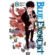 Blue Exorcist, Vol. 18 (BOK)