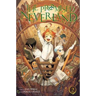 Promised Neverland, Vol. 2 (BOK)