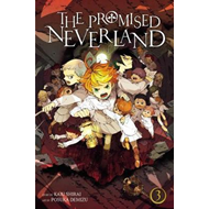 Promised Neverland, Vol. 3 (BOK)