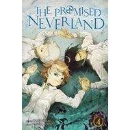 Promised Neverland, Vol. 4 (BOK)