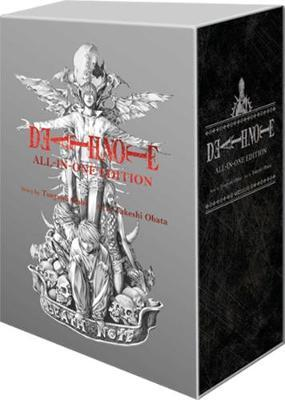 Death Note (All-in-One Edition) (BOK)