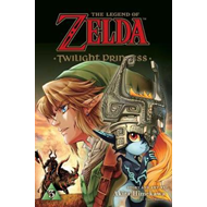 Legend of Zelda: Twilight Princess, Vol. 3 (BOK)