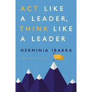 Act Like a Leader, Think Like a Leader (BOK)