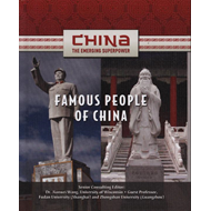 Famous People of China (BOK)