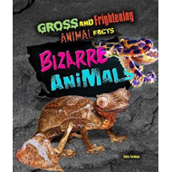 Produktbilde for Gross and Frightening Animal Facts: Bizarre Animals (BOK)