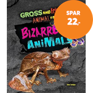 Produktbilde for Bizarre Animals (BOK)