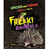 Produktbilde for Gross and Frightening Animal Facts: Freaky Animals (BOK)