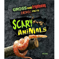 Produktbilde for Gross and Frightening Animal Facts: Scary Animals (BOK)