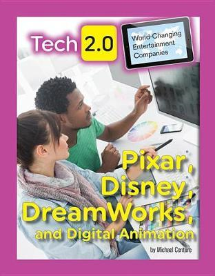 Pixar, Disney, DreamWorks and Digital Animation (BOK)