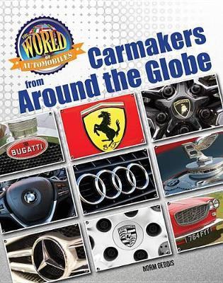 World Of Automobiles: Carmakers Around the Globe (BOK)