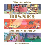 Art of the Disney Golden Books (BOK)