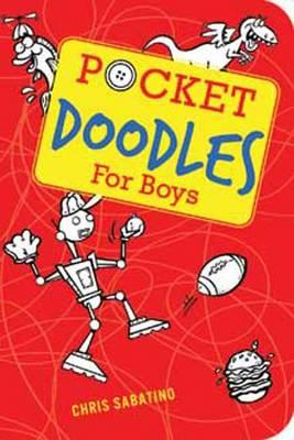 Pocketdoodles for Boys (BOK)