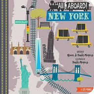 All Aboard in New York (BOK)