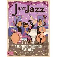 J is for Jazz (BOK)