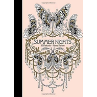 Summer Nights 20 Postcards (BOK)