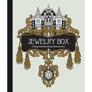Jewelry Box Coloring Book (BOK)