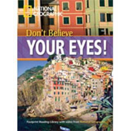 Don't Believe Your Eyes! + Book with Multi-ROM (BOK)