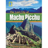 Lost City of Machu Picchu + Book with Multi-ROM (BOK)