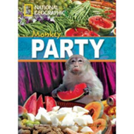 Monkey Party + Book with Multi-ROM (BOK)