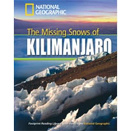 Missing Snows of Kilimanjaro + Book with Multi-ROM (BOK)