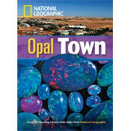 Opal Town + Book with Multi-ROM (BOK)