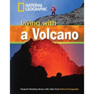 Living With a Volcano + Book with Multi-ROM (BOK)