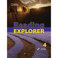 Reading Explorer 4 with Student CD-ROM (BOK)