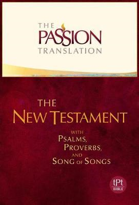 Tpt New Testament Ivory (With Psalms Proverbs and Song of So (BOK)