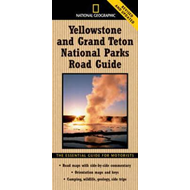National Geographic Yellowstone and Grand Teton National P (BOK)