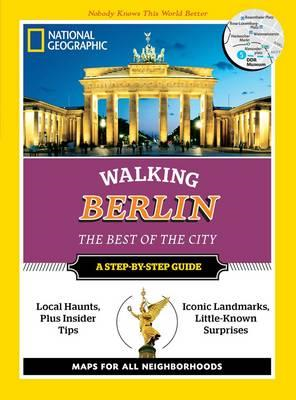 National Geographic Walking Berlin (BOK)