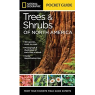 National Geographic Pocket Guide to Trees and Shrubs of Nort (BOK)