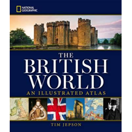 National Geographic the British World (BOK)