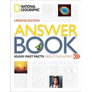 National Geographic Answer Book (BOK)