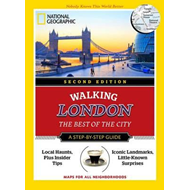 National Geographic Walking London, 2nd Edition (BOK)