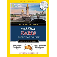 National Geographic Walking Paris, 2nd Edition (BOK)