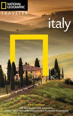 NG Traveler: Italy, 5th Edition (BOK)