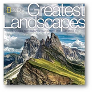 National Geographic Greatest Landscapes (BOK)