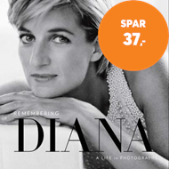 Produktbilde for Remembering Diana: A Life in Photographs (BOK)
