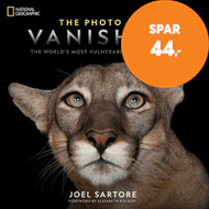 Produktbilde for National Geographic The Photo Ark Vanishing - The World's Most Vulnerable Animals (BOK)