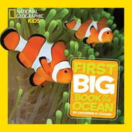 Produktbilde for Little Kids First Big Book of the Ocean (BOK)