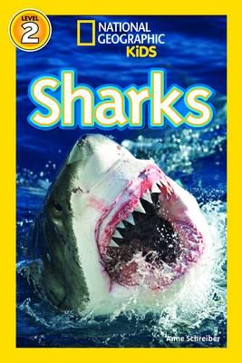 National Geographic Kids Readers: Sharks (BOK)