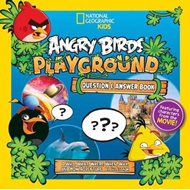 Angry Birds Playground: Question & Answer Book (BOK)