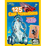 Produktbilde for 125 Cool Inventions - Supersmart Machines and Wacky Gadgets You Never Knew You Wanted! (BOK)