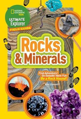 Ultimate Explorer Field Guide: Rocks and Minerals (BOK)