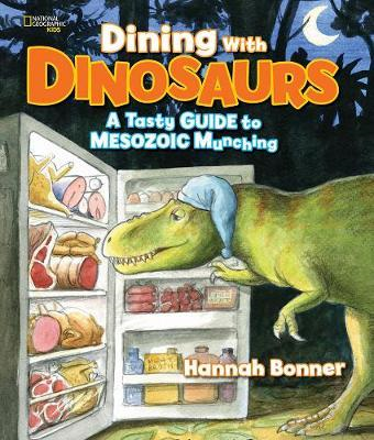 Dining With Dinosaurs (BOK)