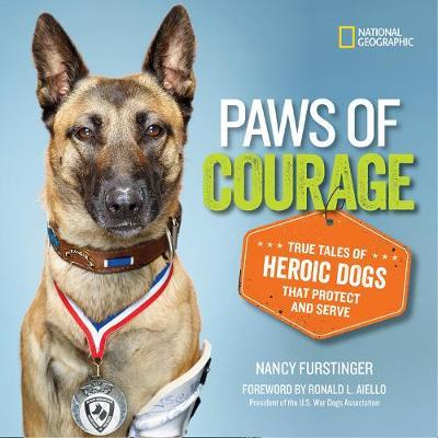 Paws of Courage (BOK)