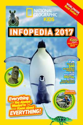 National Geographic Kids Infopedia 2017 (BOK)