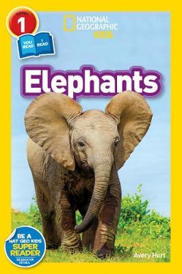 National Geographic Kids Readers: Elephants (BOK)