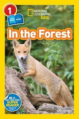 National Geographic Kids Readers: In the Forest (BOK)