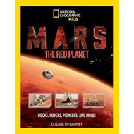 Mars: The Red Planet (BOK)